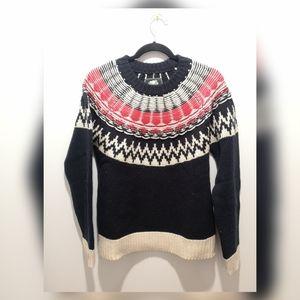 Roots icelandic knitwear sweater